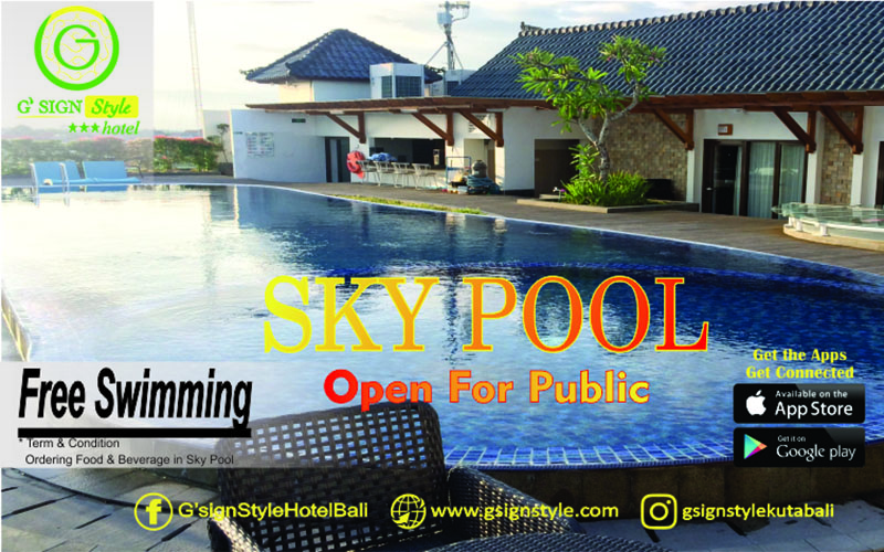 Promotion Pool Banner Website